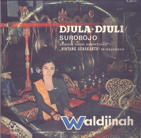 Waldjinah ~ Djula-Djuli Surobojo