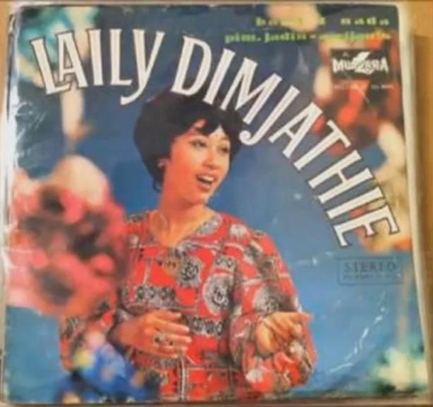 Laily Dimjathie - Bunga Flambojant